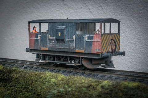 Small Wagon Weathering - Roads And Rails