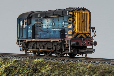 Small Engine Weathering - Roads And Rails