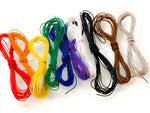10x3m Of DCC Decoder Wire In 10 Colours - Roads And Rails