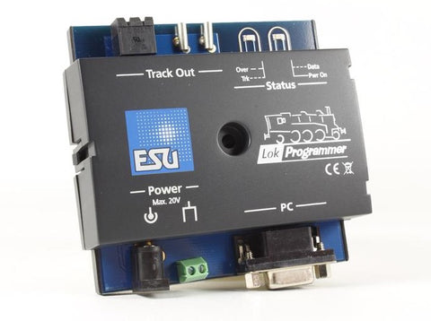 ESU 53451 Lokprogrammer, Load Sound Files And Alter Settings On Loksound Decoders - Roads And Rails