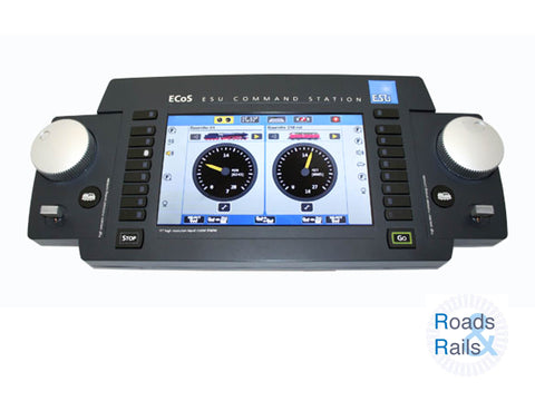 OUT OF STOCK, ON ORDER WITH SUPPLIER. ESU ECoS 2.1 Command Station 50210 - Roads And Rails