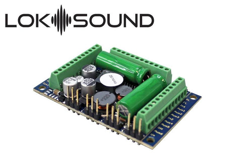 Blank Loksound 5 XL Sound Decoder 58513 - Roads And Rails