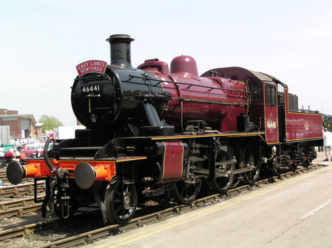 Loksound 5 Decoder Ivatt 2MT Locomotive - Roads And Rails
