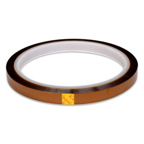 8mm Kapton Insulation Tape, 30m Roll - Roads And Rails