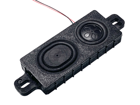 55x24x9mm EM1 DCC Sound Speaker (4 ohm) - Roads And Rails
