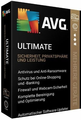 AVG Ultimate 2020 Multi Device