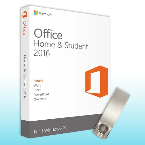 Office 2016 Home and Student Product Key günstig online kaufen