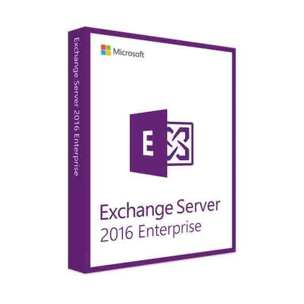 Exchange Server 2016 Enterprise Product Key günstig online kaufen