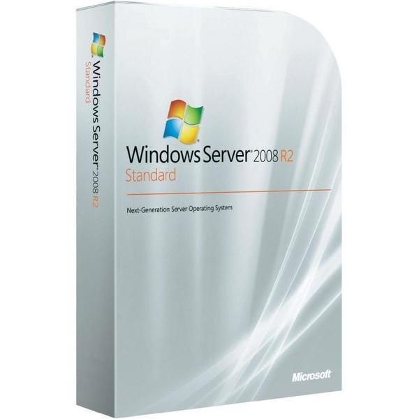 Windows Server 2008 R2 Standard Product Key günstig online kaufen