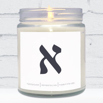 Aleph Candle