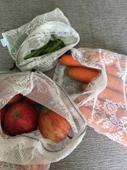 Orbliss Reusable Produce Bags