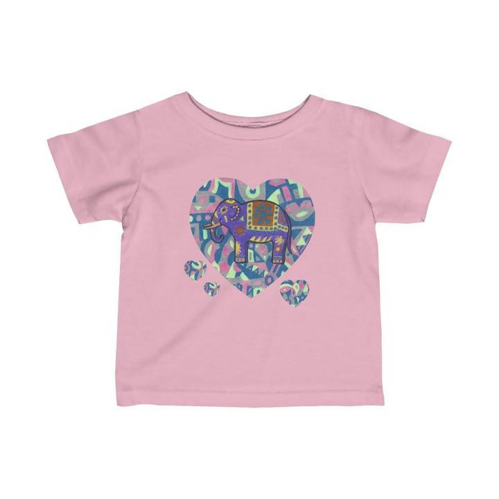 Loved A Ton - Kids T-shirt