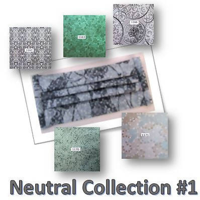 Cloth Face Masks - NEUTRAL Collection #1