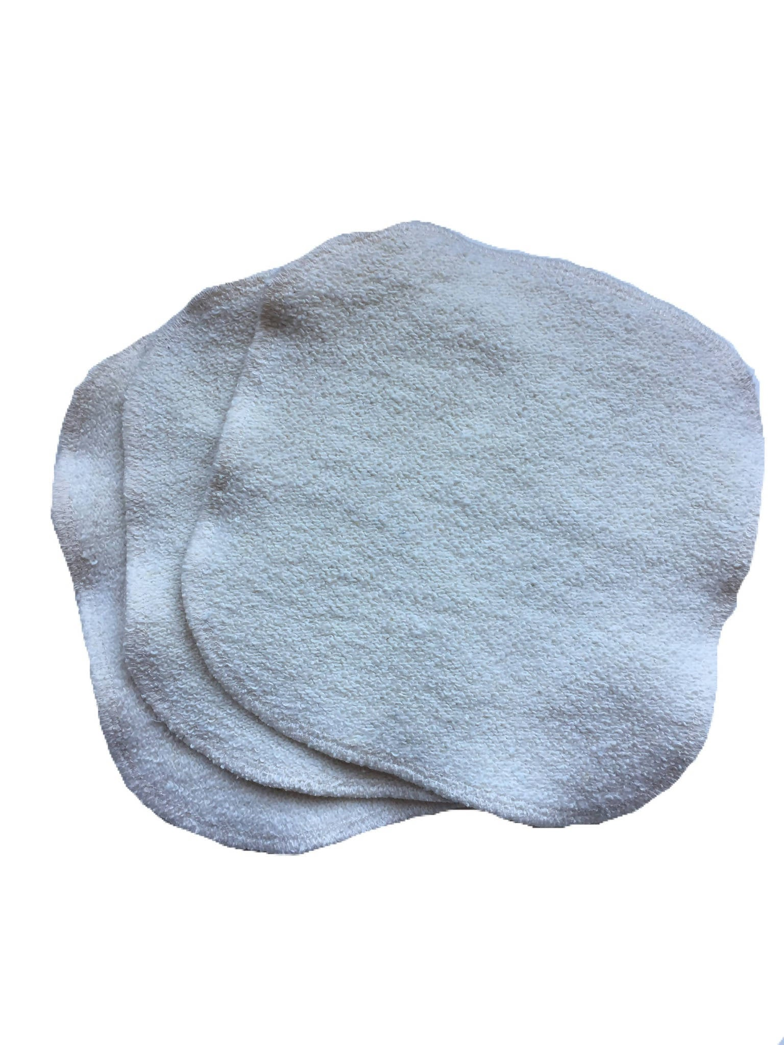 Set of 3 Makeup remover, washcloth
