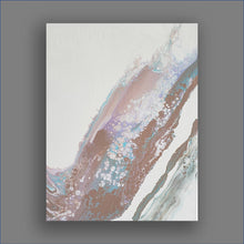 "Load image into Gallery viewer, ""Calm Shores"" Original Abstract Painting"