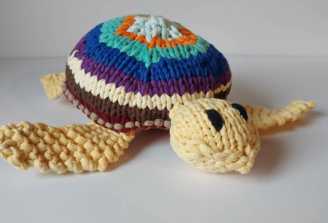 Turtle (Stuffed Toy)