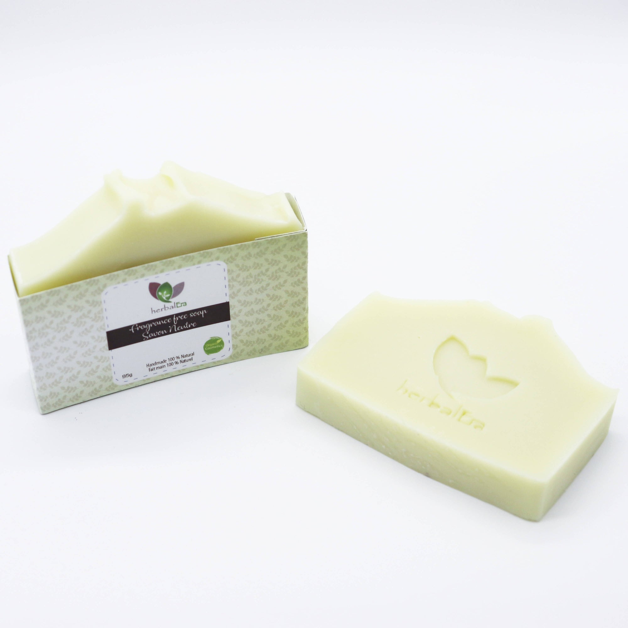 Fragrance free soap 95g (3,35oz)