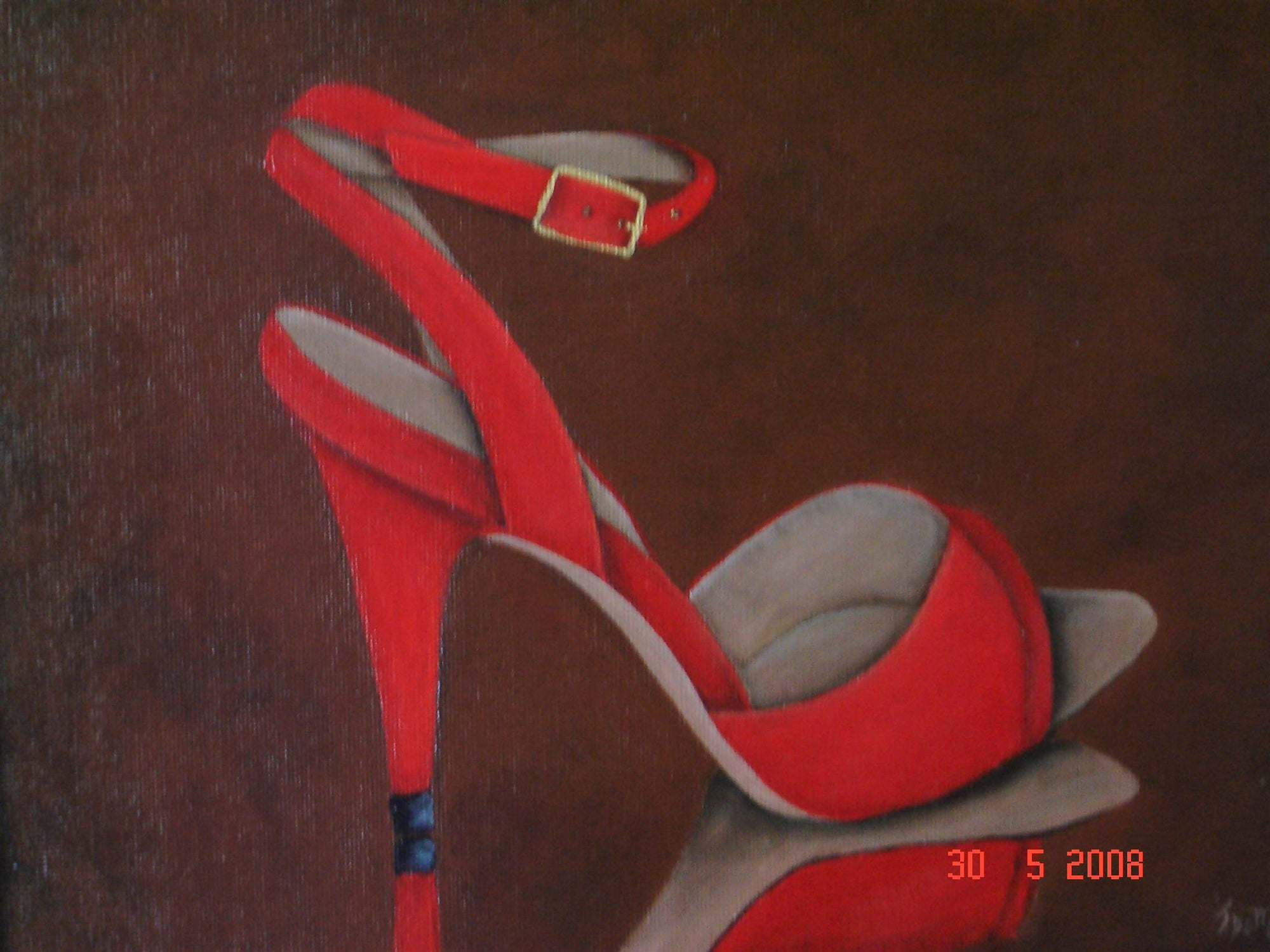 Red Shoe diarys