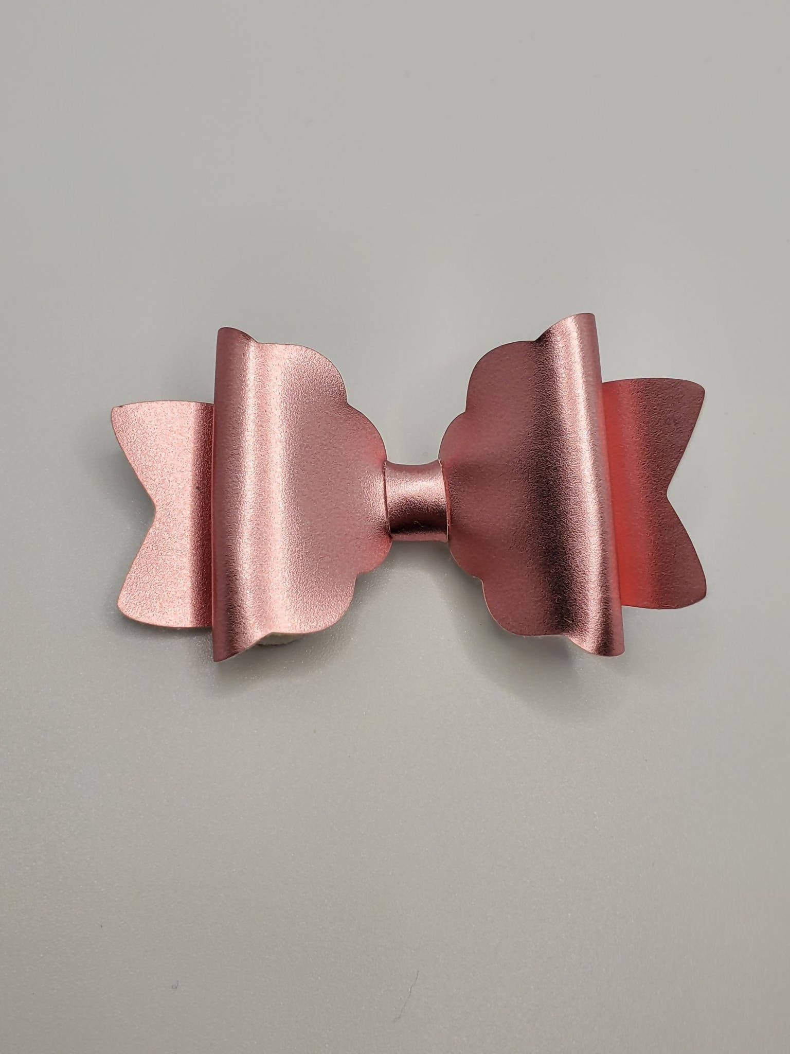 Metallic Bow/Headband