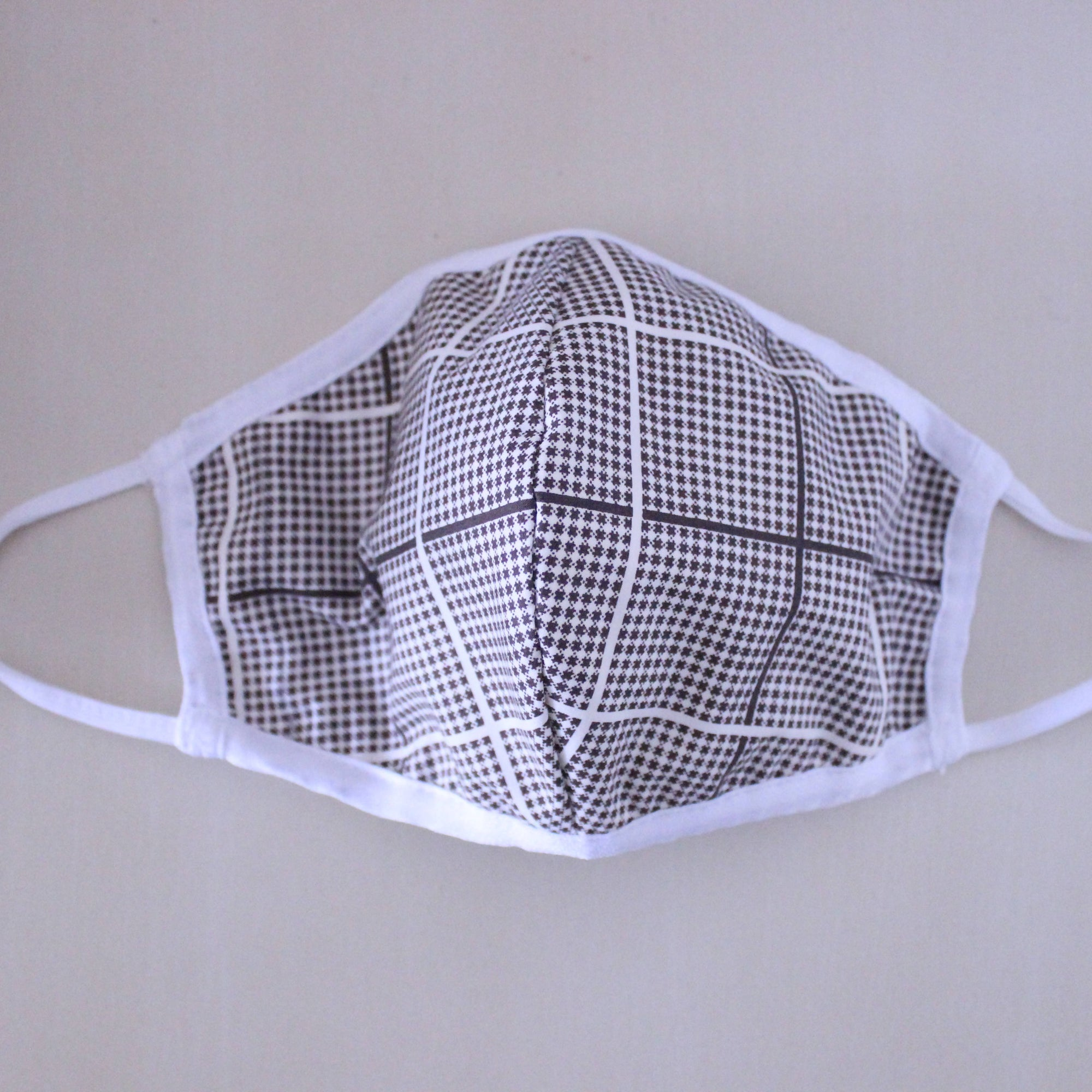 All Size Face Mask (3 layers) - Checkered designs available within 72 hours