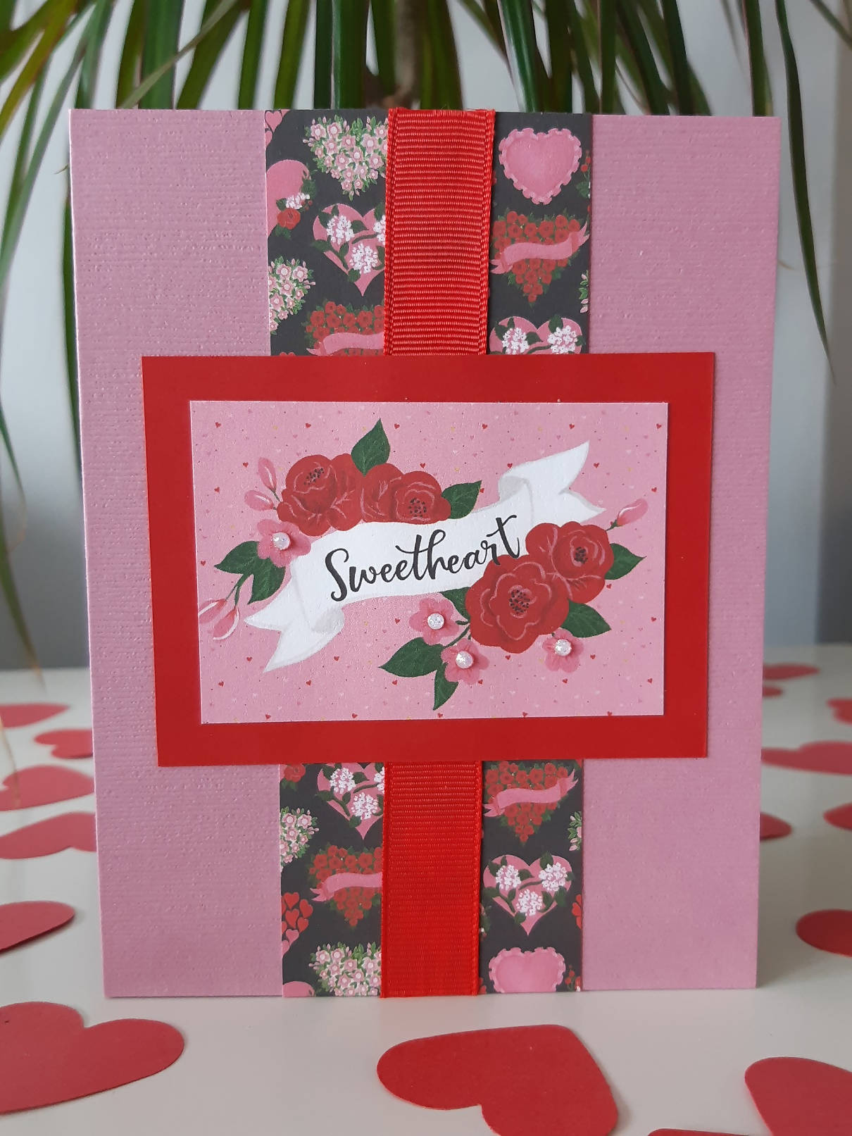 Sweetheart - Greeting card