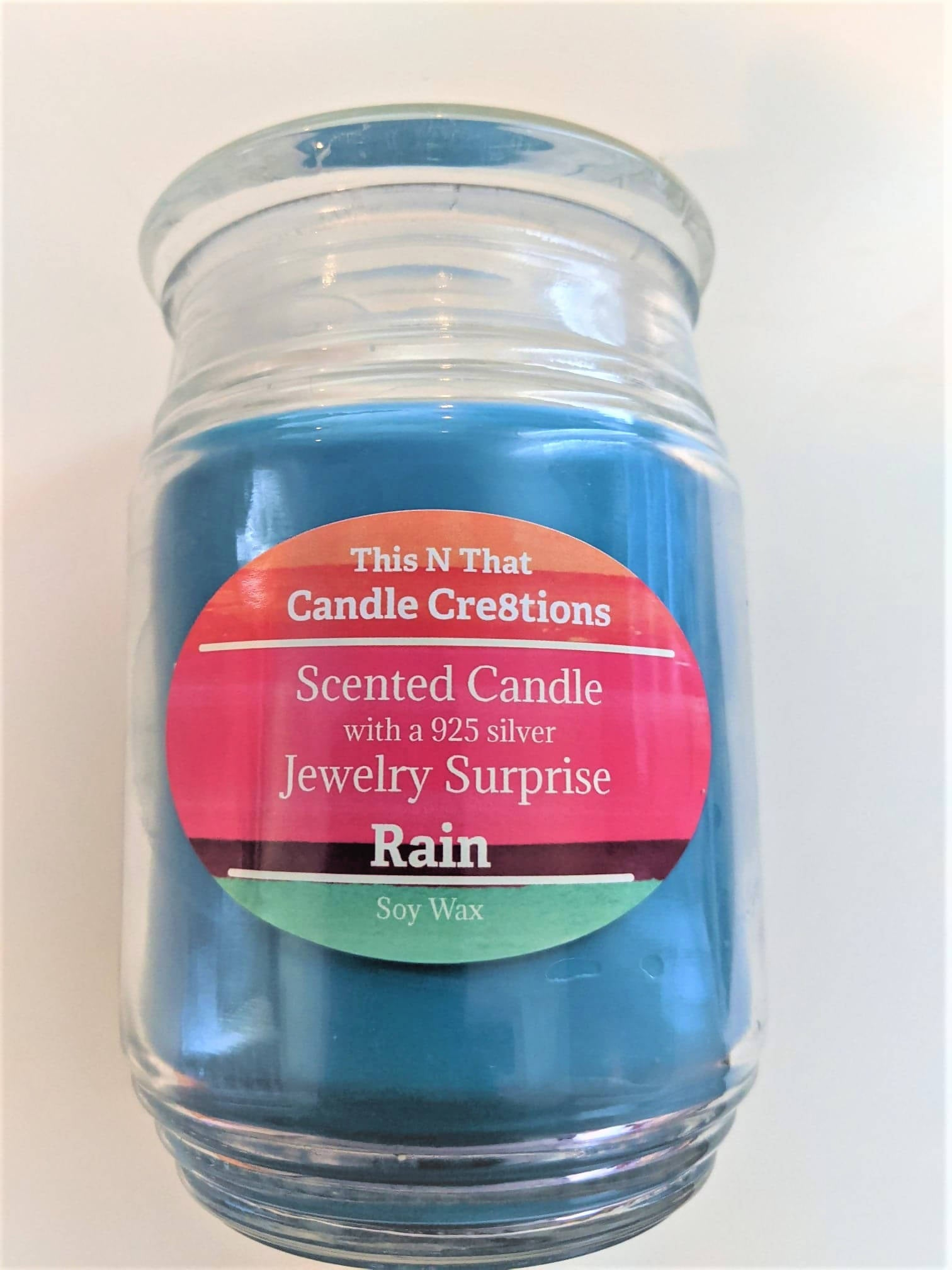 Surprise Jewelry Candle