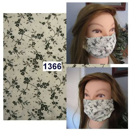 Cloth Face Mask in 4 sizes (#1366)
