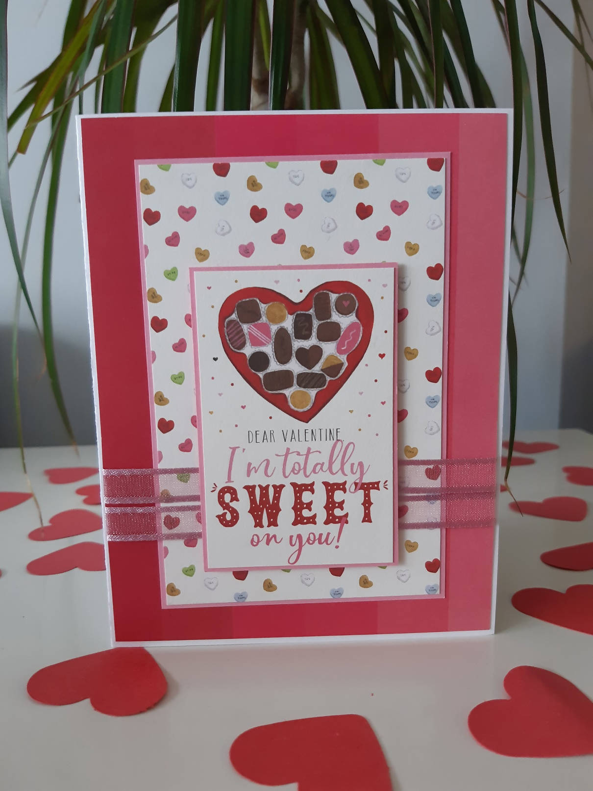 Sweet on you - Greeting card
