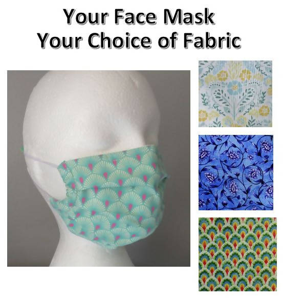 Your Face Mask - Your Fabric Choice