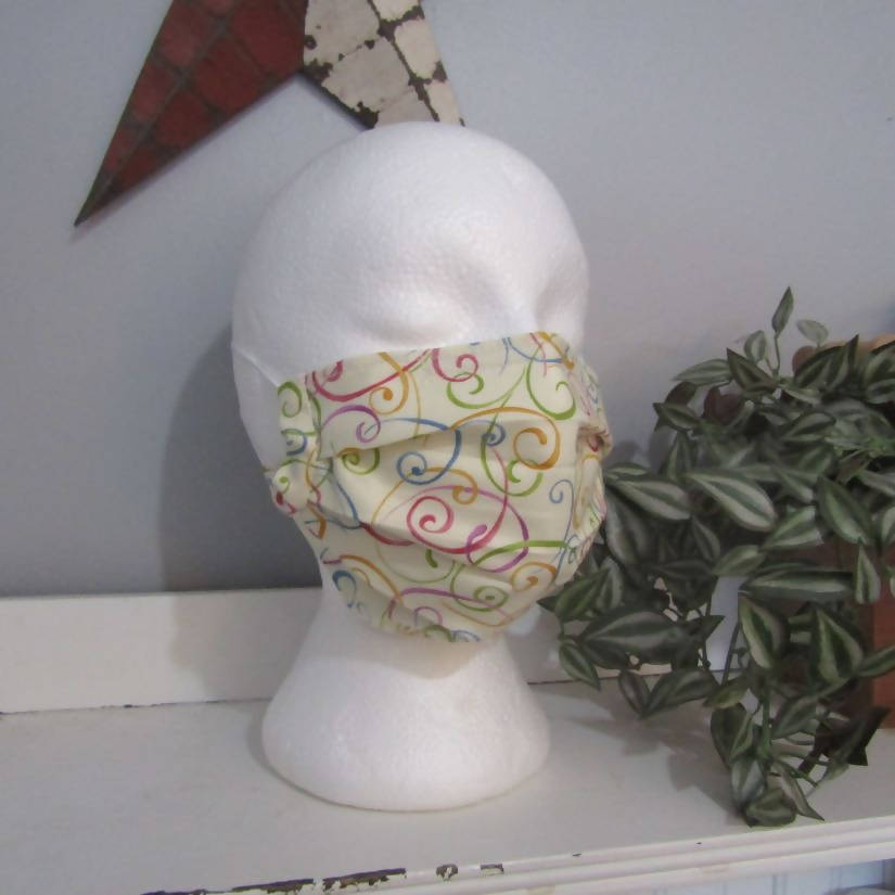 Cloth Face Mask in 4 sizes (#1276)