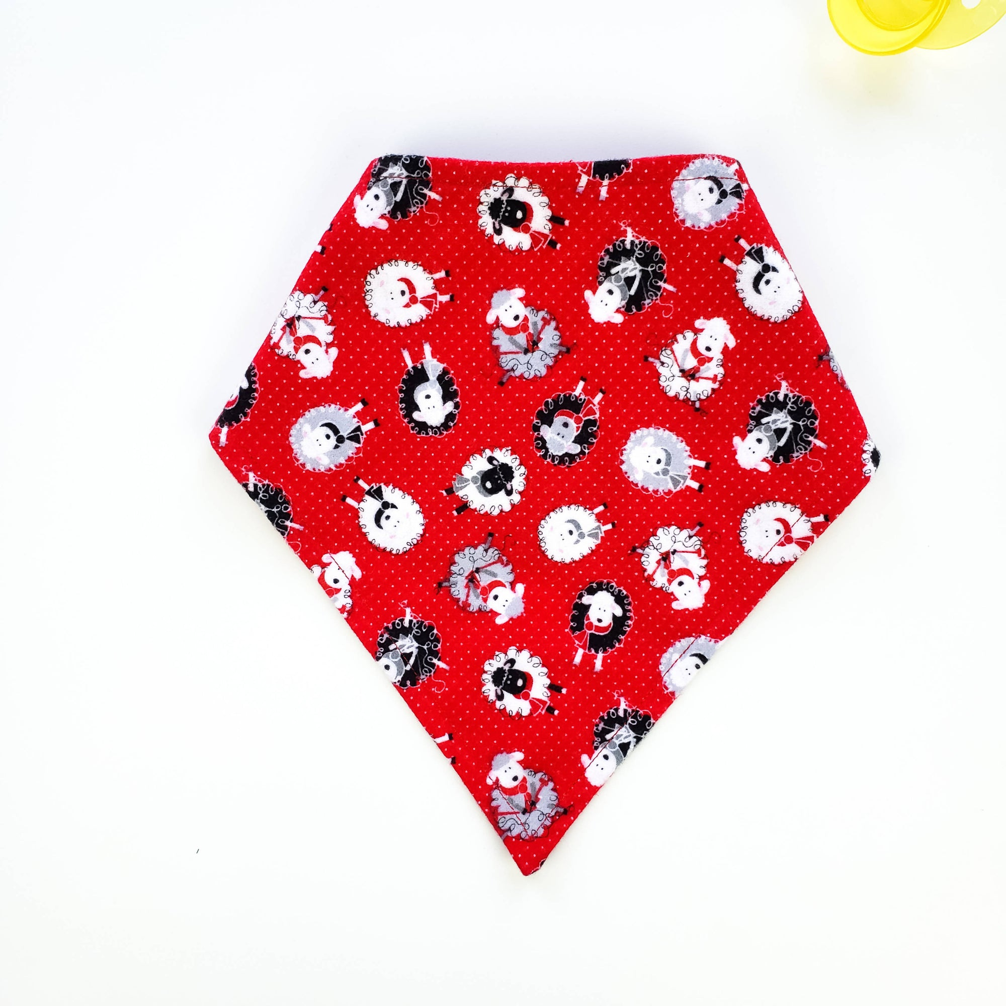 Bandana Bib - Sheep