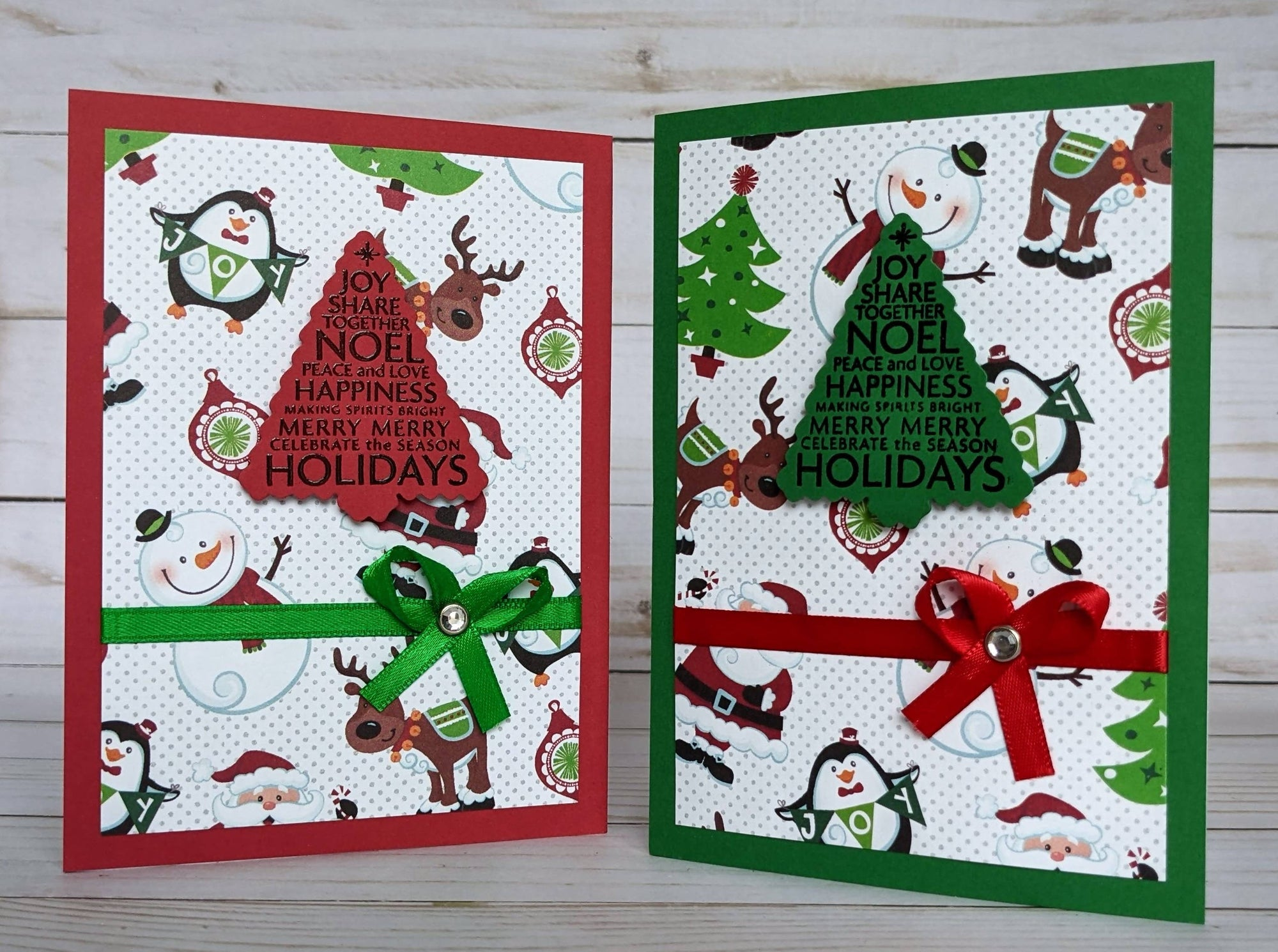 Christmas Card Set of 6
