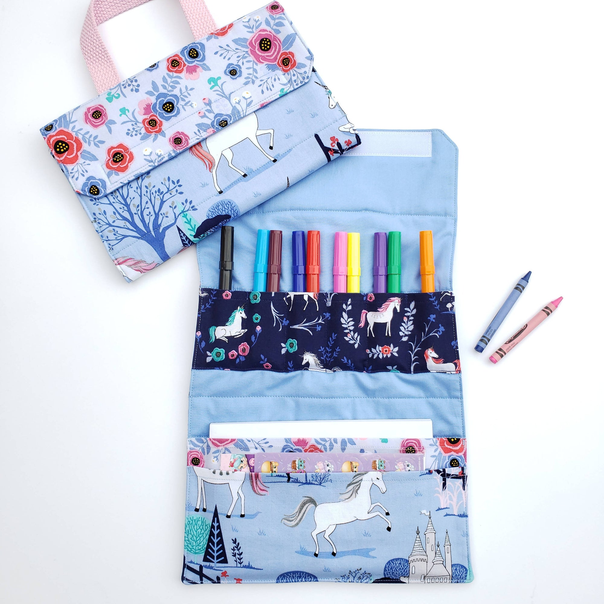 Craft Tote - Unicorns