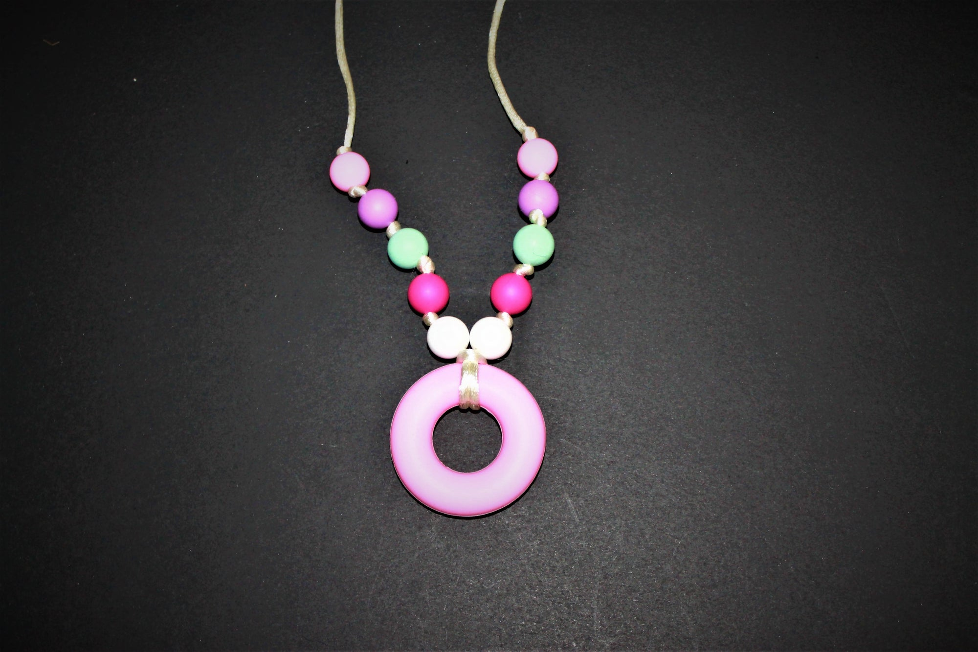Pink Breakaway Necklace