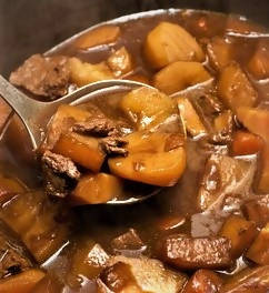 Caribbean Pot Roast Stew