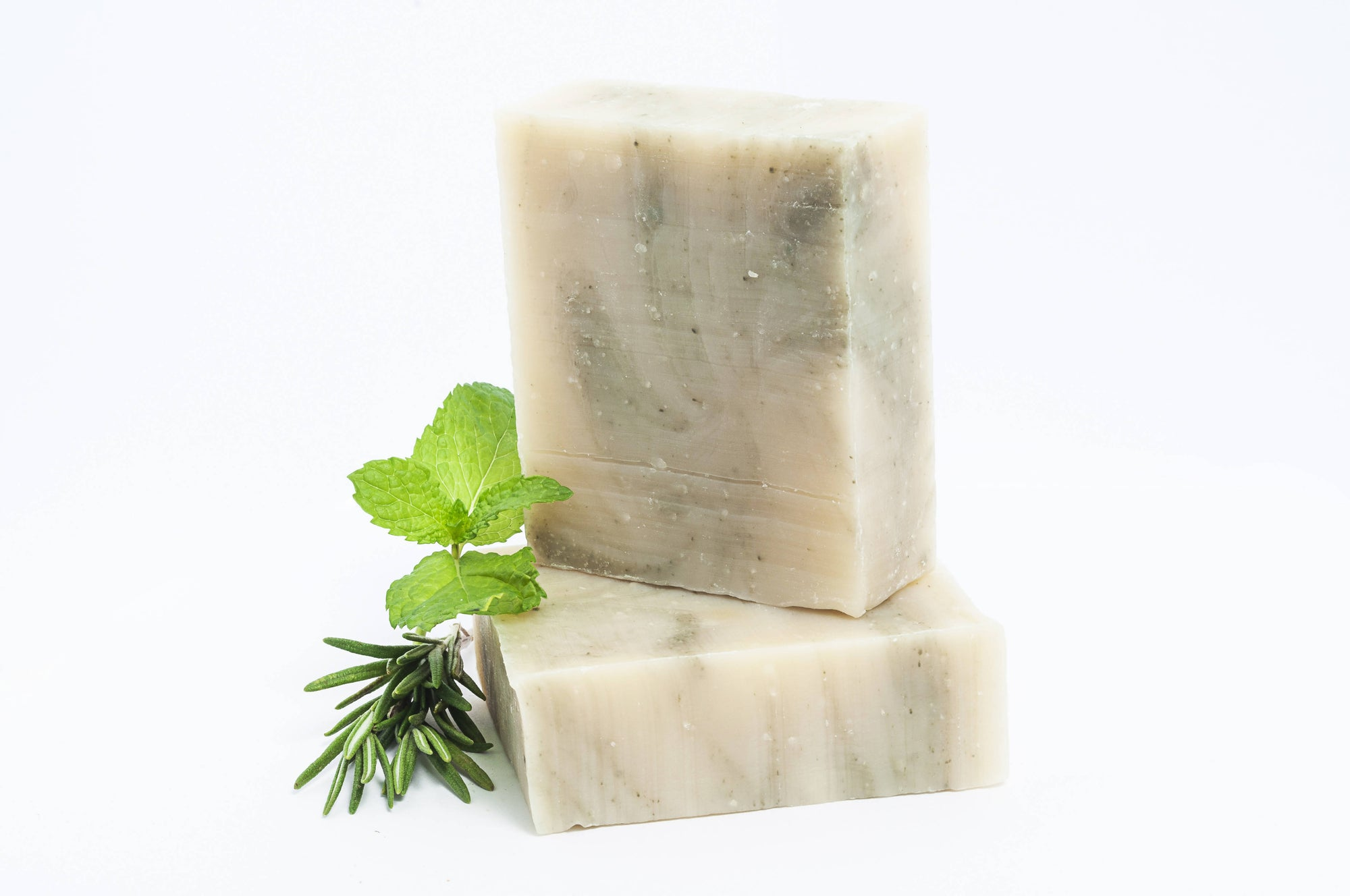 Rosemary Mint Shampoo Bar, vegan