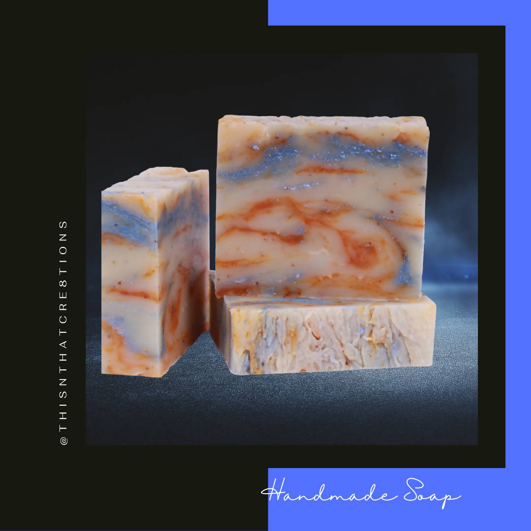 Monkey Fart Handmade Soap