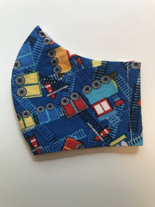 ** Free Shipping** Child Reusable Cloth Face Mask