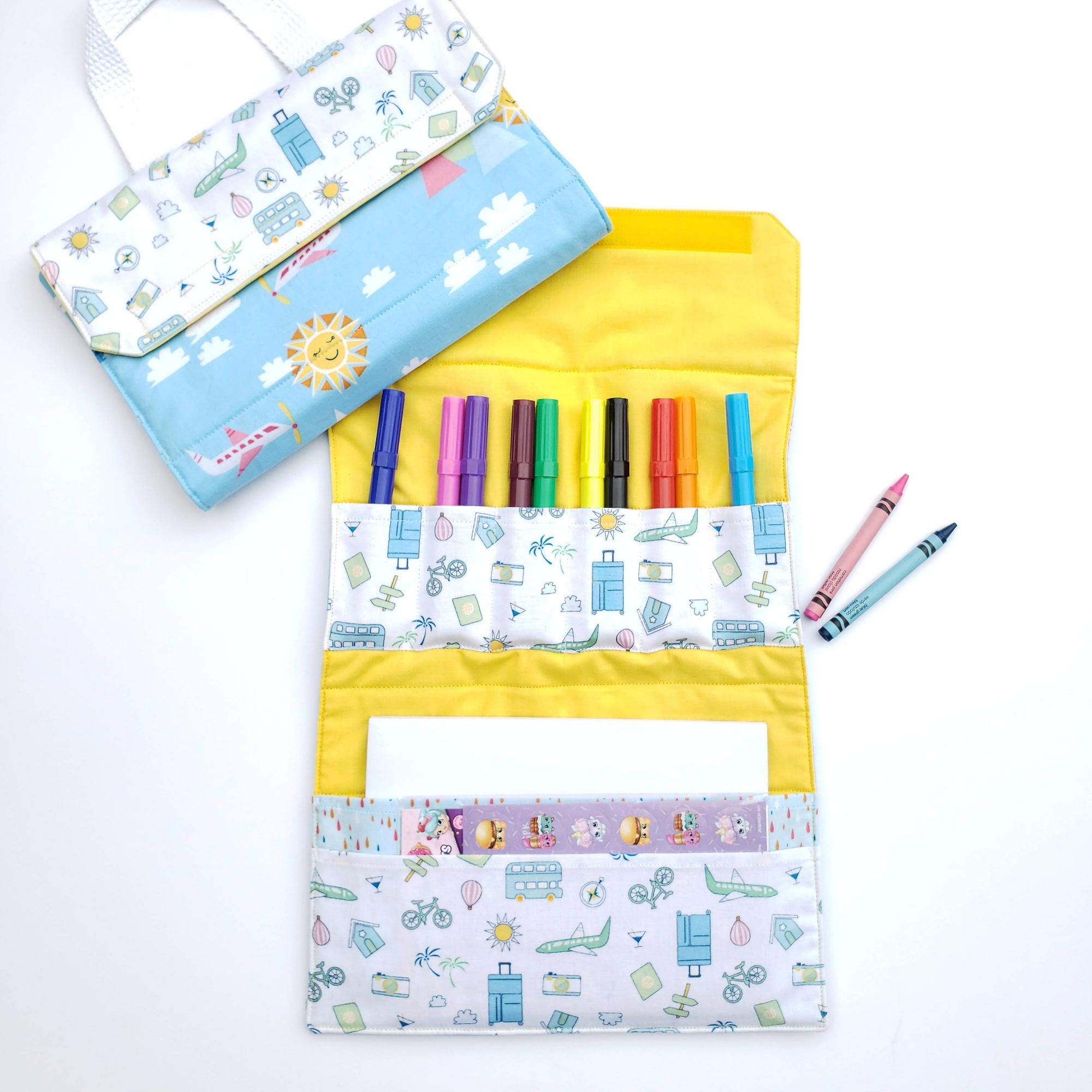 Craft Tote - Travel