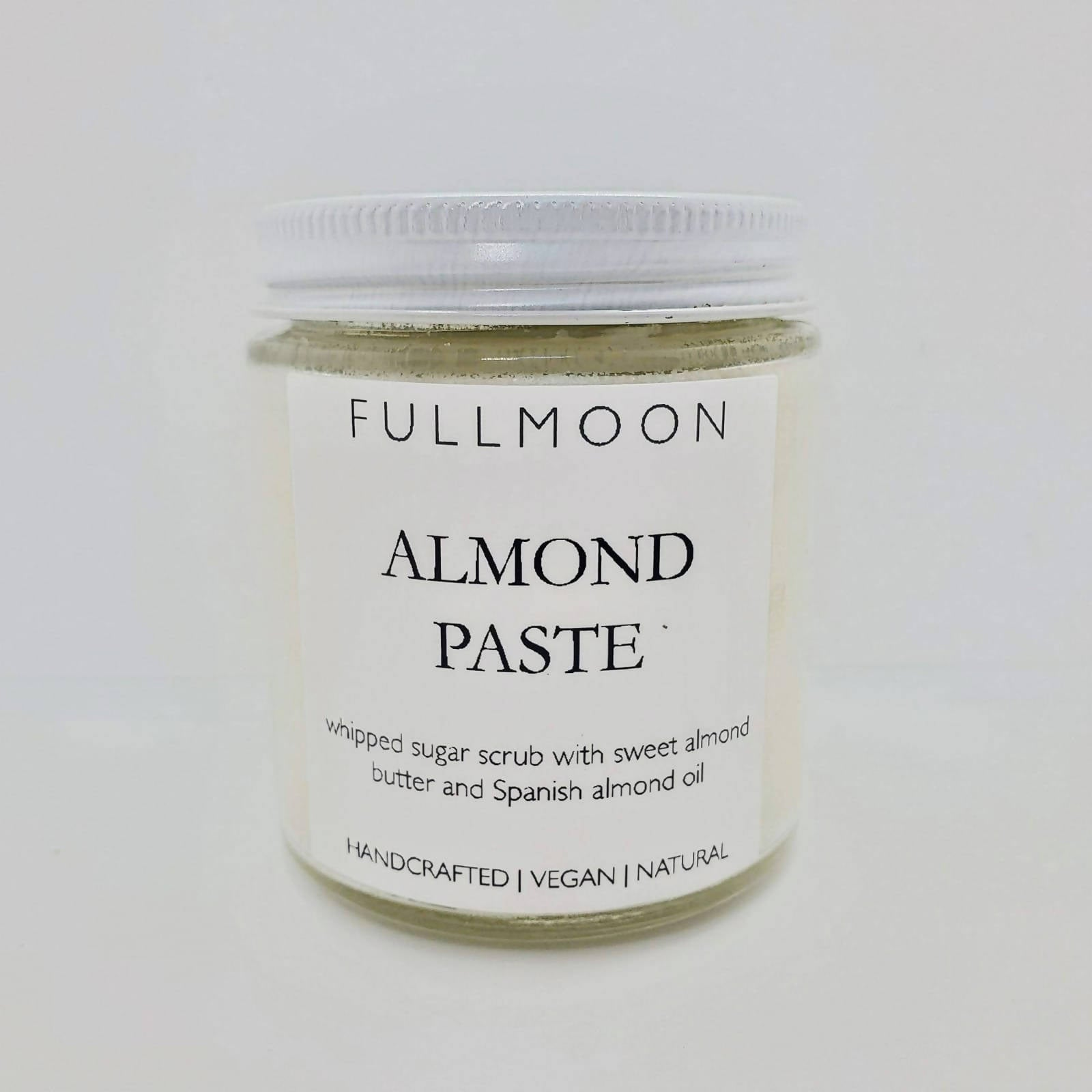 Almond Paste Extra-Gentle Whipped Body Scrub