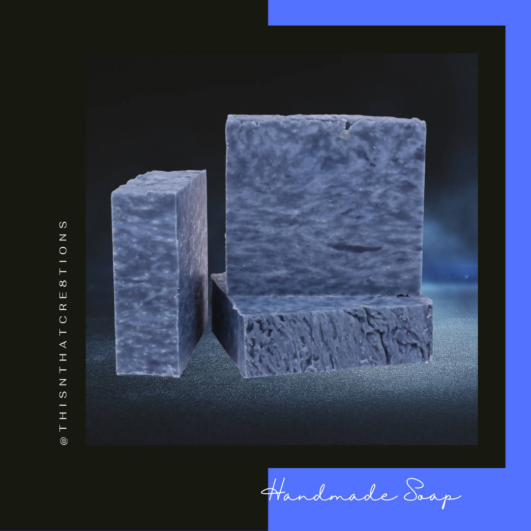 Deep Sea handmade Soap