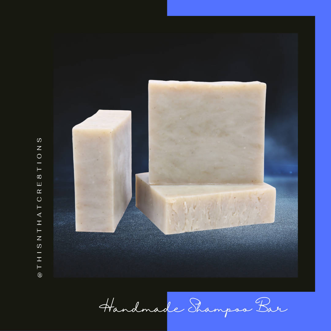 Eucalyptus Lime Hair, Body and Beard Soap
