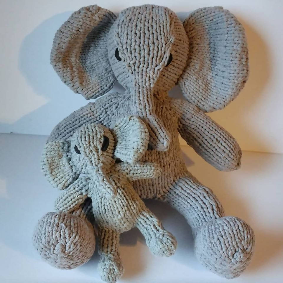 Elephant (Stuffed Toy)