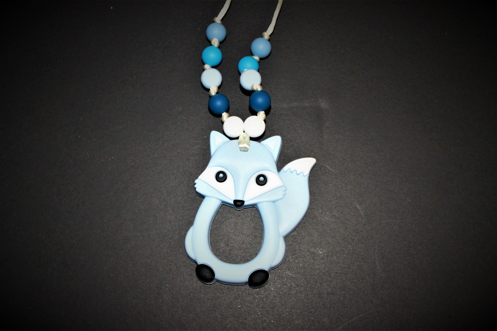 Blue Fox Breakaway Necklace