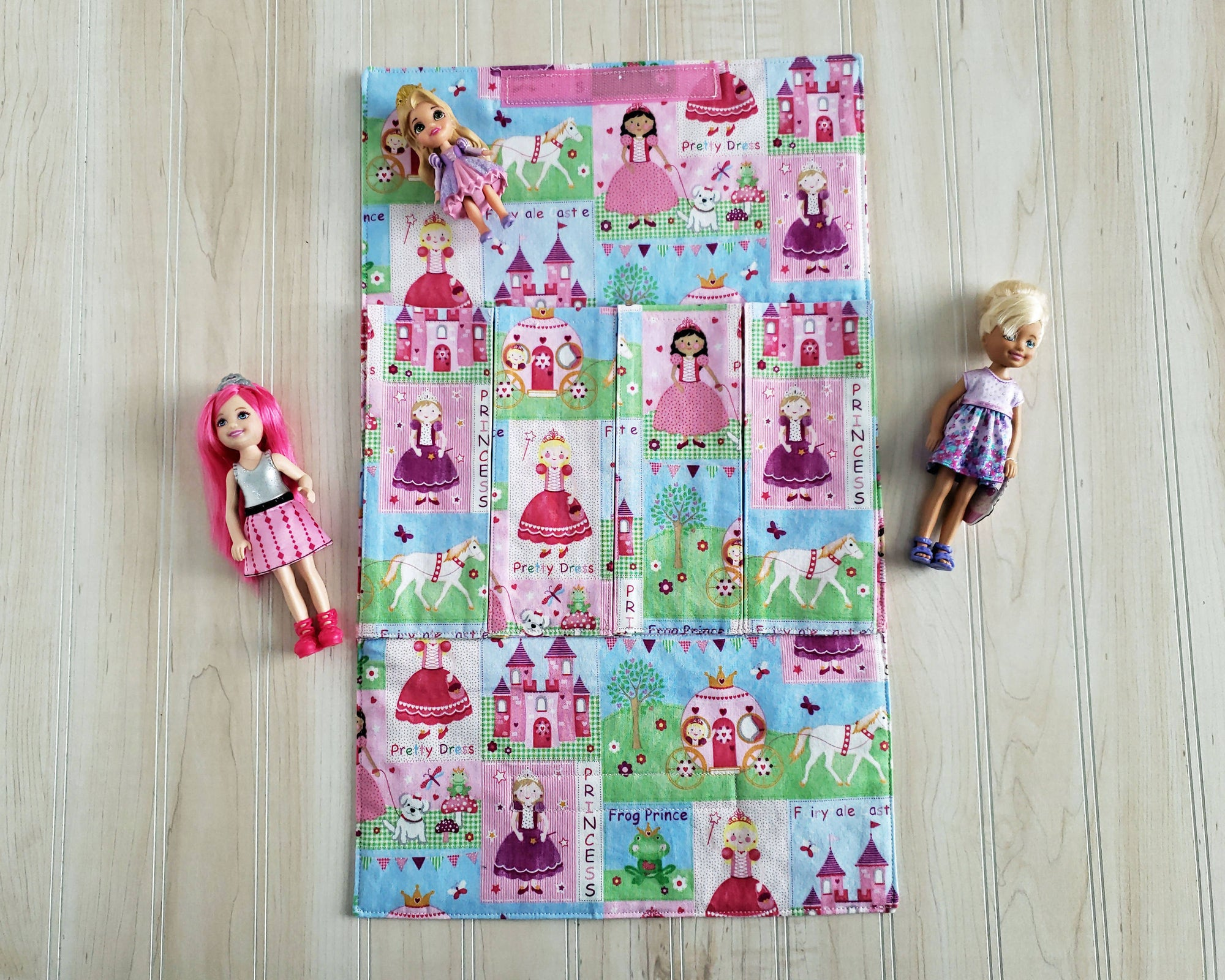Doll/Toy Carrier - Fairy Princess