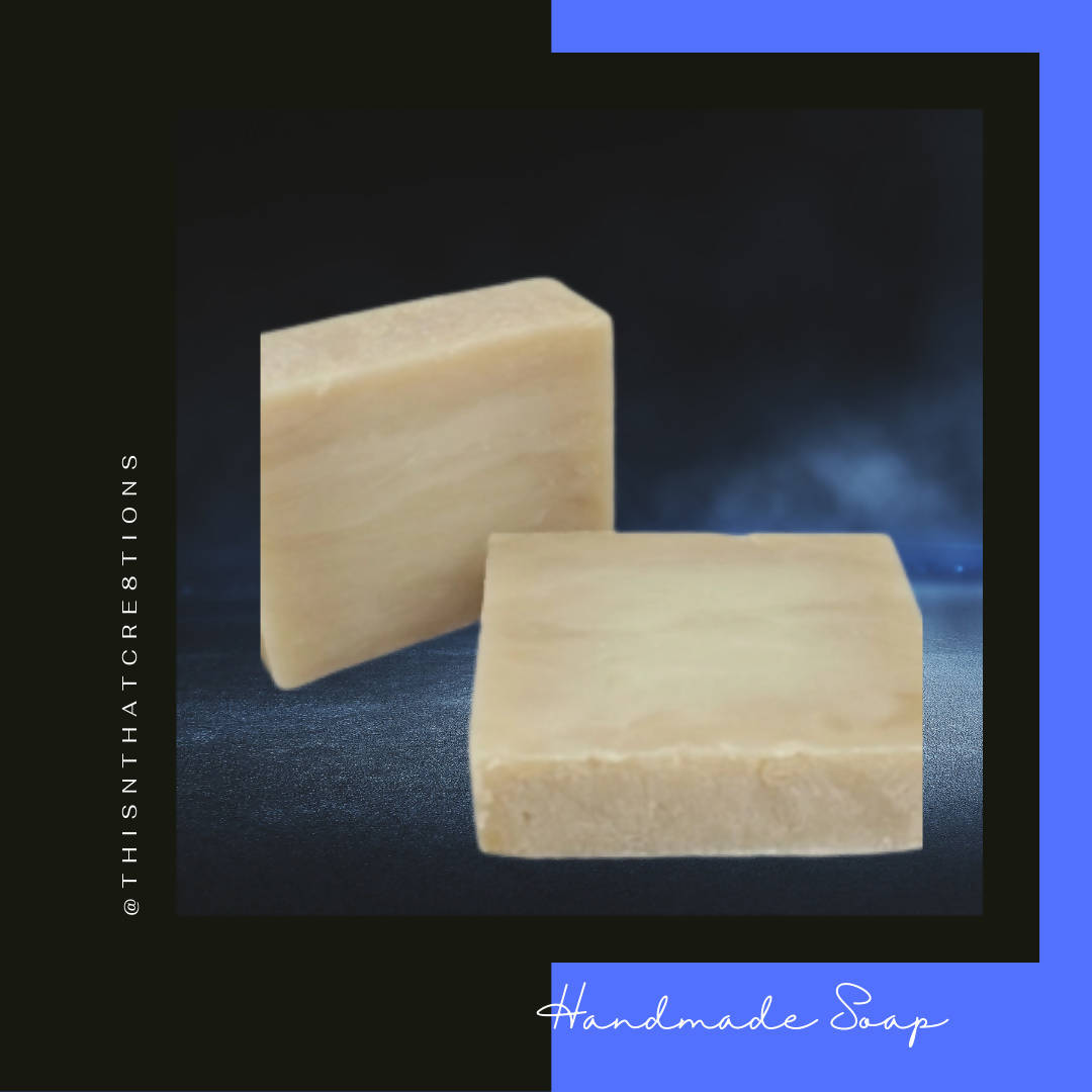 Sandalwood Bourbon Handmade Soap