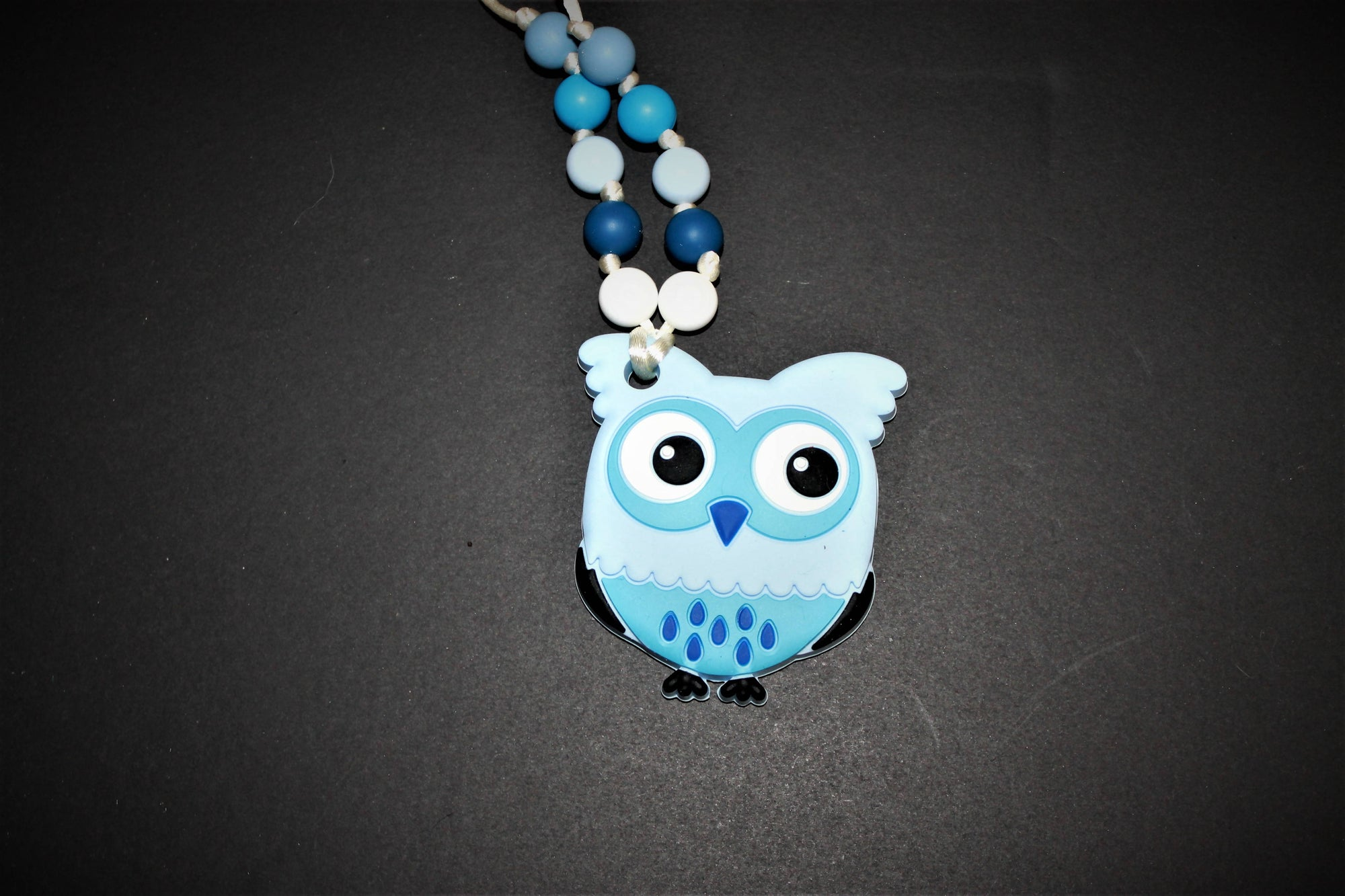 Blue Owl Breakaway Necklace