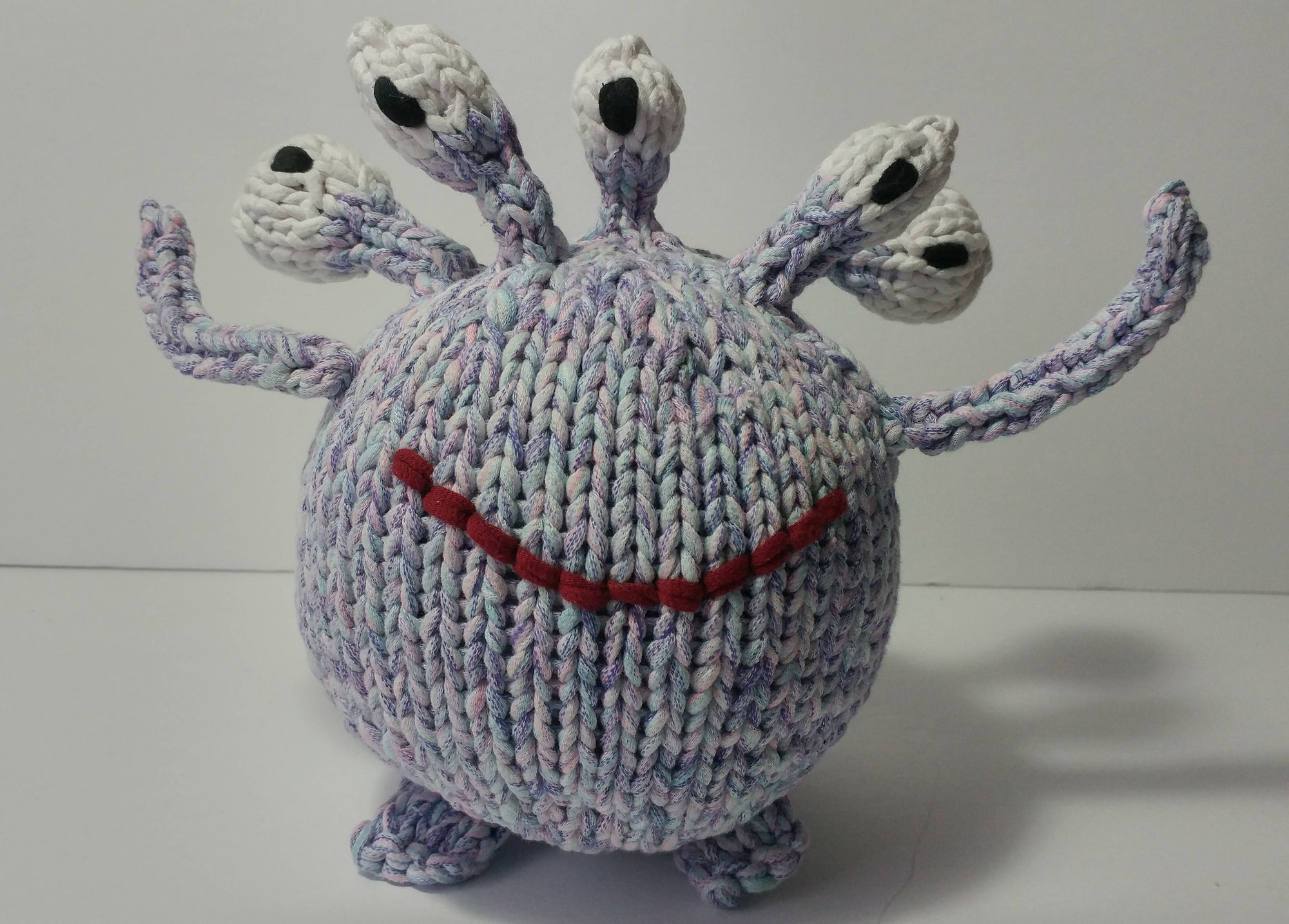 Friendly Alien (Stuffed Toy)