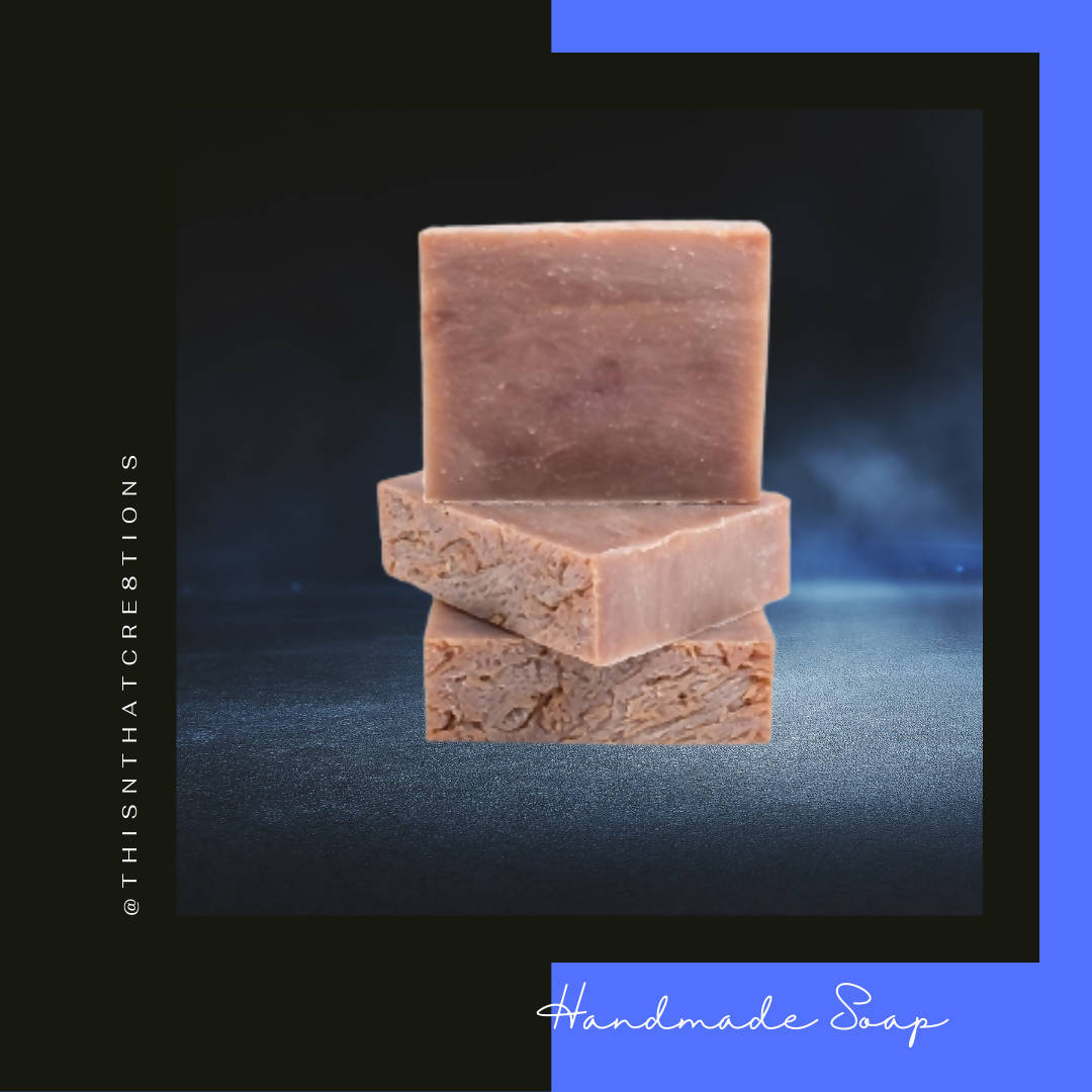 Antique Sandalwood Handmade Soap