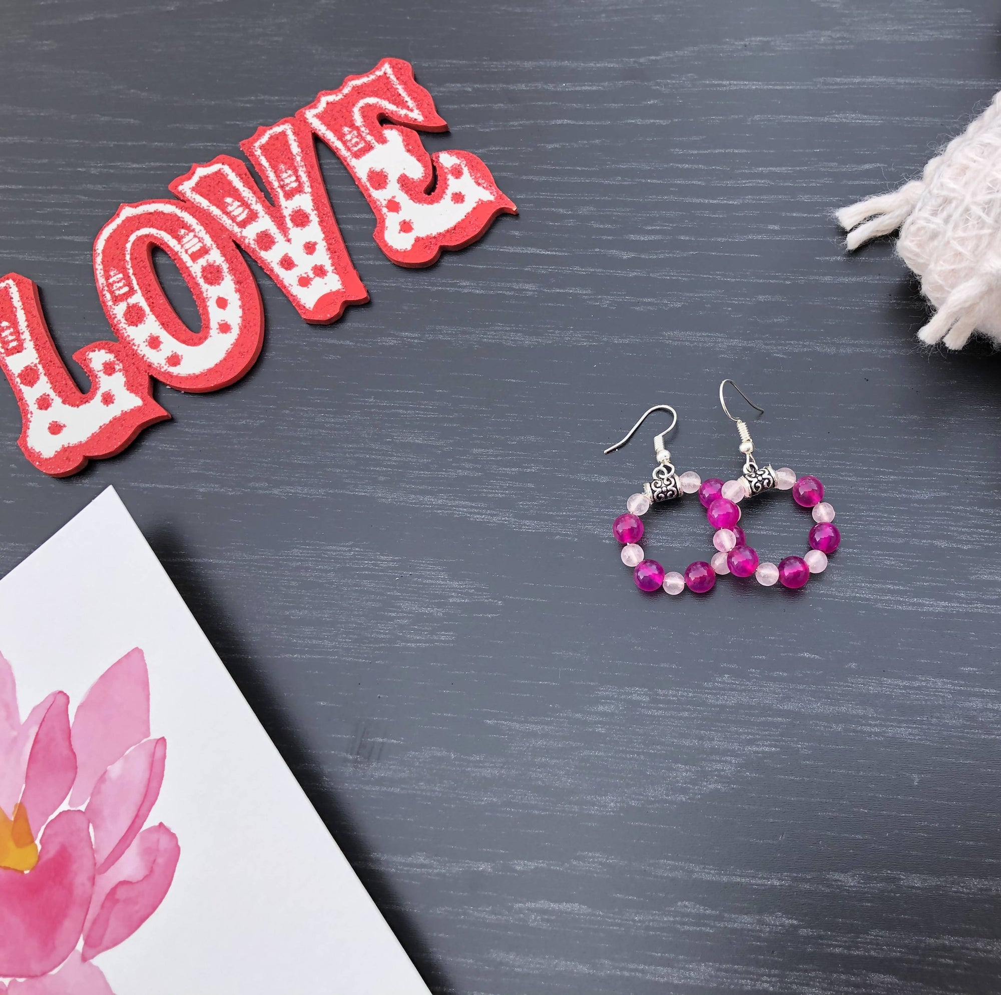 Valentine's Day Earrings #2